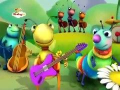 Big Bugs Band BabyTV oi oi oi oi