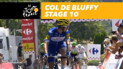 Tour de France 2018, stage 10: Julian Alaphilippe solos to victory