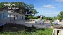 QUERCY - PROCHE LAUZERTE - Maison recente avec 5 chambres,  belle piscine et  1 hectare du jardin