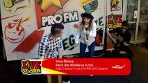 Irina Rimes - Hora din Moldova (Cover Nelly Ciobanu) | ProFM LIVE Session - New 2017