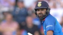 India Vs England 3rd ODI: Rohit Sharma out for 2 by David Willey | वनइंडिया हिंदी