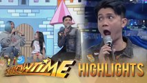 "It's Showtime MiniMe 3: Vhong complains about Vice Ganda's ""Boom Panes"""
