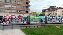 Nancy : travaux sur la ligne du tram entre Division de Fer et Gérard Barrois
