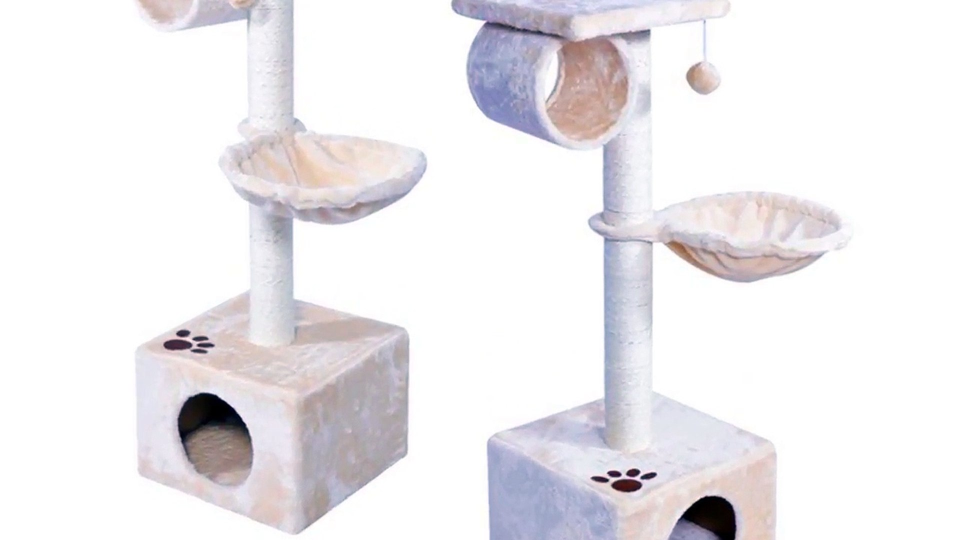Cat tree factory: 60229 beige cat tree