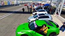 CARRERA DE AUTOS | TRACK DAY HP PERFORMANCE | AUTÓDROMO AMOZOC (PUEBLA)