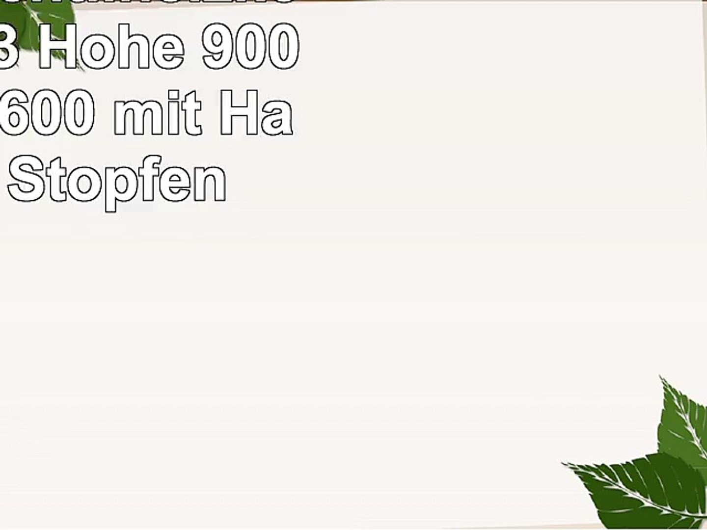 Buderus Ventilheizk/örper Typ 22 H/öhe 500 x L/änge 800 mit Halter und Stopfen
