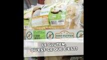 Le gluten, qu'est-ce que c'est?