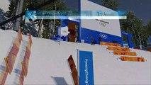 BSトリプルコーク1620などUSオープン覇者平野歩夢も真っ青なトリックでスノーボードハーフパイプで金メダル