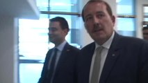 AK Parti Genel Başkan Yardımcısı Karacan Çorlu'da