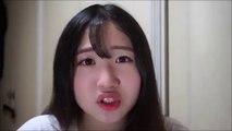 Koreli kız tombiş yüzüm için nasıl majyaj yapmalıyım bilemiyorum diyor