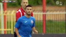 Filip Holender Goal - Honvéd FC vs Rabotnicki 1-0  17/07/2018