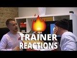 Trainer Reactions Ep.1: Jordan Future Boot, Nike Romaleos 3, Nike Air Safari Royal