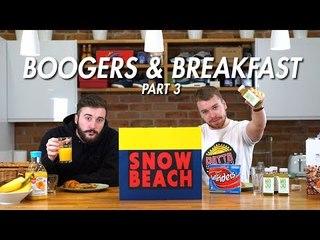 Ralph Lauren Snow Beach Jacket & Air Max 1 Review | Boogers & Breakfast
