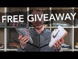 FREE GIVEAWAY of Yeezy Boost 350 V2 & Nike Air Force 1 Travis Scott