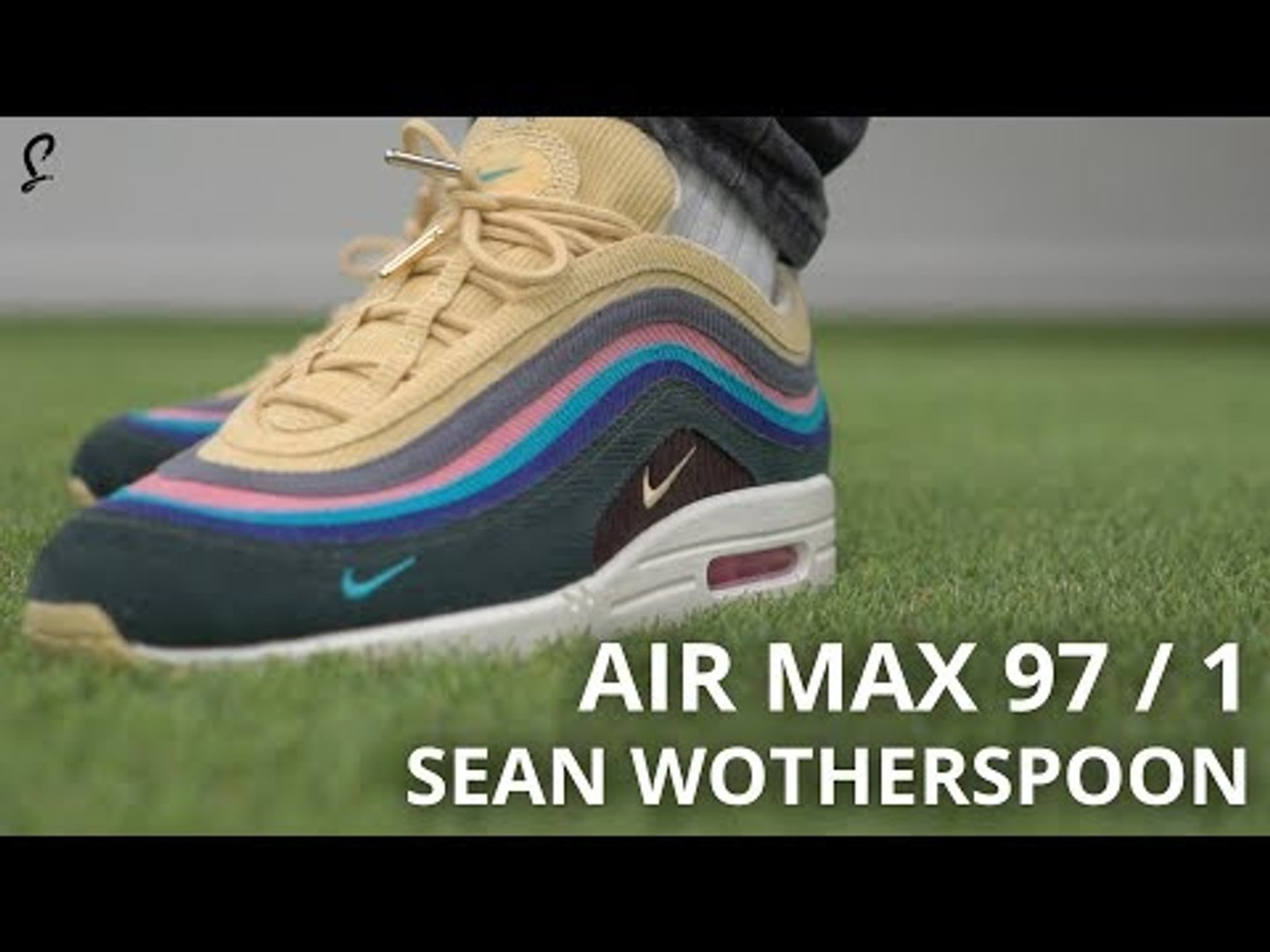 best service 16b40 f453c Boogers and Breakfast - SEAN WOTHERSPOON NIKE AIR MAX 97/1 UNBOXING