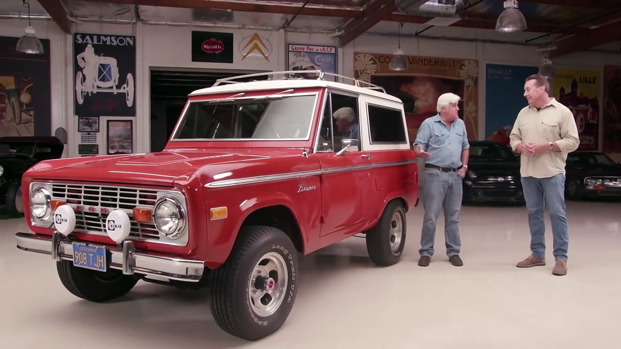 1977 Ford Bronco – Jay Leno's Garage