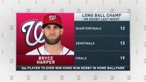The Jim Rome Show: Bryce Harper wins Home Run Derby