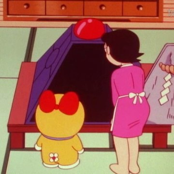 Doraemon - A cova de mamá