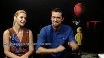 Andy y Bárbara Muschietti ('It') se someten a nuestro test de Stephen King