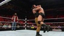 Randy Orton vs. Sheamus - Raw, September 7, 2015 - WWE Wrestling Fight Fighting Match Sports
