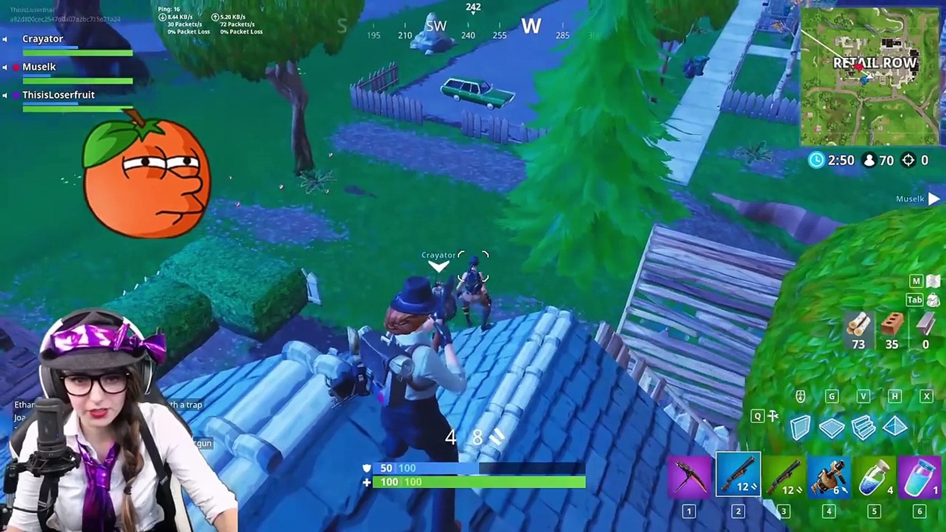 When Girls and Boys Play Fortnite Together...