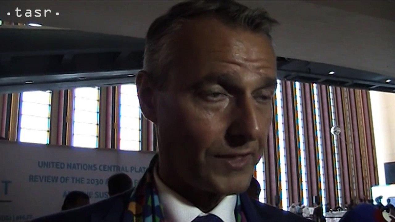 R. Raši vystúpil v OSN, hovoril o slovenských národných prioritách