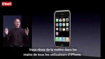 2006 : Steve Jobs dévoile l'App Store