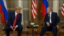 Trump y Putin dan por concluida la 'Guerra Fría' entre EE.UU y Rusia