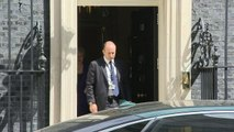 PM leaves Downing Street ahead of final PMQs before recess