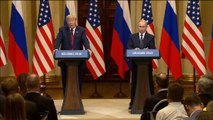 Donald Trump da marcha atrás y afirma que Rusia sí intervino en las elecciones estadounidenses