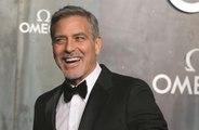 George Clooney salió despedido a cinco metros de altura en su accidente en Cerdeña