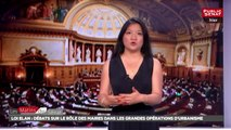 Loi Elan : débat sur le rôle des maires puis sur les réquisitions en vue des JO2024 - Les matins du Sénat (18/07/2018)