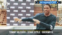 Tommy Hilfiger Stage Style with Duckwrth Music and Fashion | FashionTV | FTV