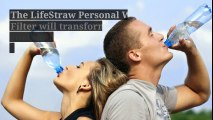 LifeStraw water filters make dirty water safe drinking water