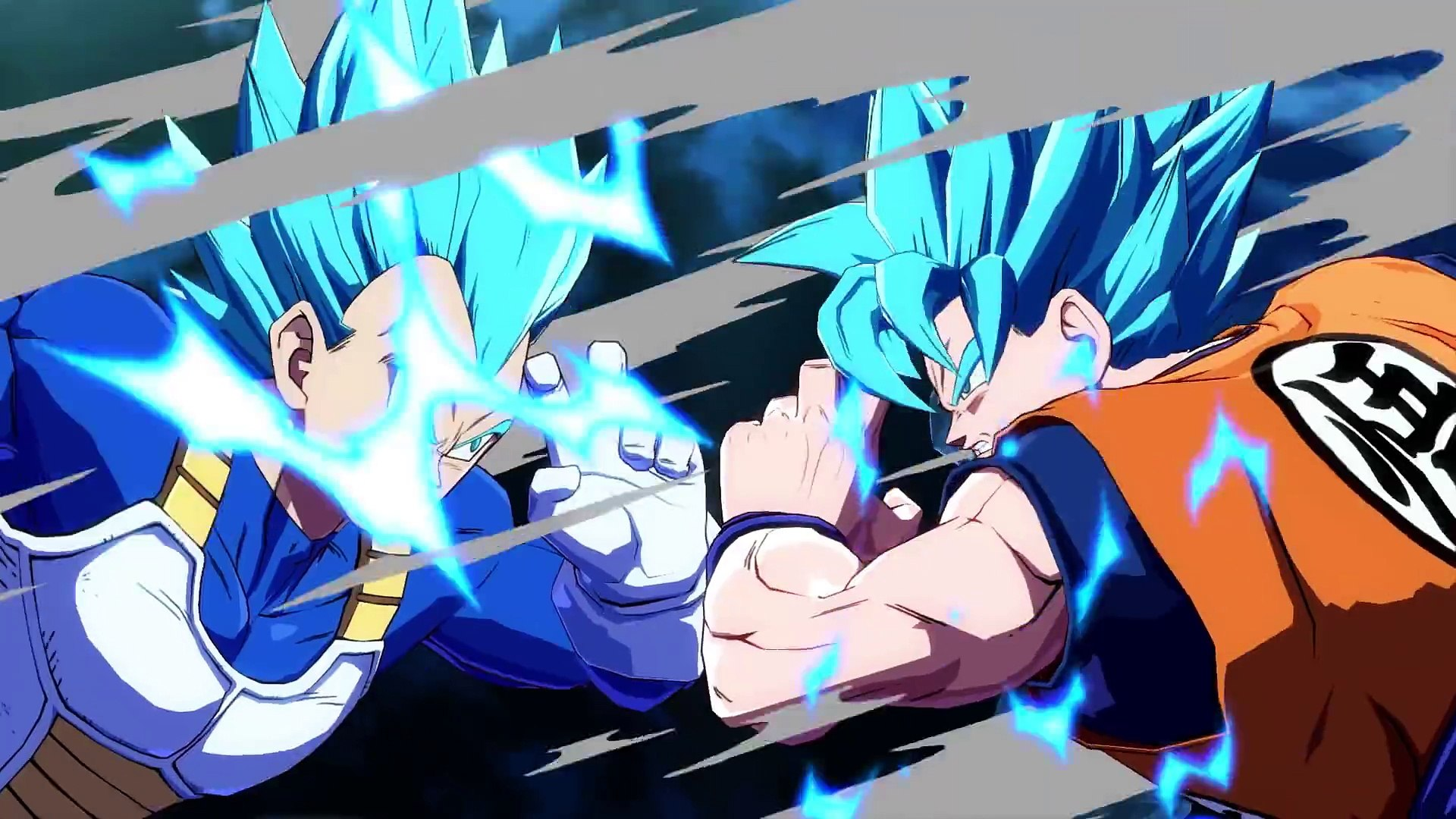 DRAGON BALL FighterZ - Nintendo Switch Trailer