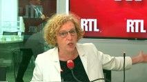 """Muriel Pénicaud  : """"Il n'y a pas de chômage des cadres, il n'y en a quasiment plus en France"""""""