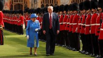 Trump Wrongly Says Queen Inspected Guard of Honor For First Time in 70 Years Because of His Visit