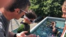 Baptême de plongée gratuit