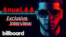 Anuel AA's First Interview In 2 Years After Prison Release | Billboard