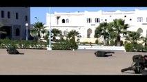 Les forces spéciales algériennes