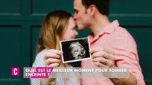 Quel est le meilleur moment pour tomber enceinte ?