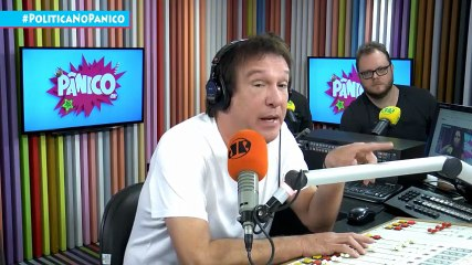 Ana Paula do Vôlei e Fernando Zhu - Pânico - 18/07/18