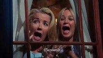 Les feux de l'amour : terreur à Genoa avec Sharon (Sharon Case), Victor (Eric Braeden), JT (Thad Luckinbill)...