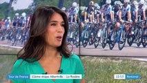 Tour de France : 11e étape Albertville - La Rosière