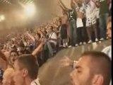 PSG 1-3 OM 10_09_2006 Avec les supporters de Marseille