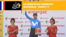 La minute du combatif Antargaz - Étape 11 - Tour de France 2018