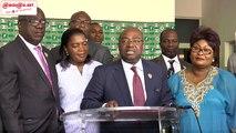 Déclaration du groupe parlementaire PDCI-RDA relativement à la situation politique en Côte d'Ivoire