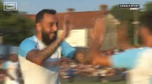 Konstantinos Mitroglou Goal HD -  Marseille (Fra)2-0Nantes (Fra) 18.07.2018