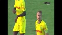 2-1 Valentin Rongier Goal International  Club Friendly - 18.07.2018 Olympique Marseille 2-1 FC Nantes