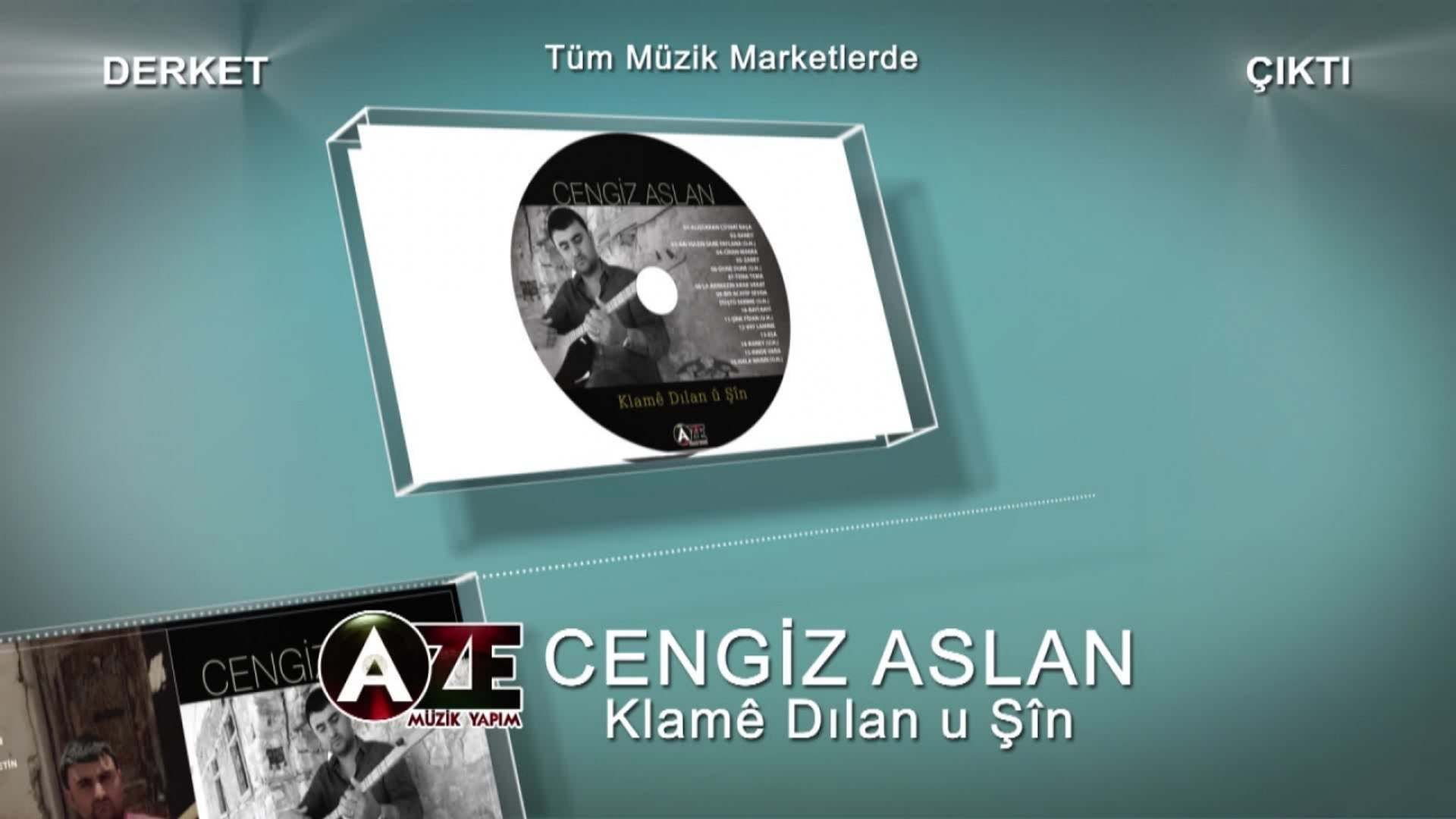 Cengiz Aslan - Teaser